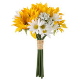 Sunflower & Daisy Mixed Bouquet